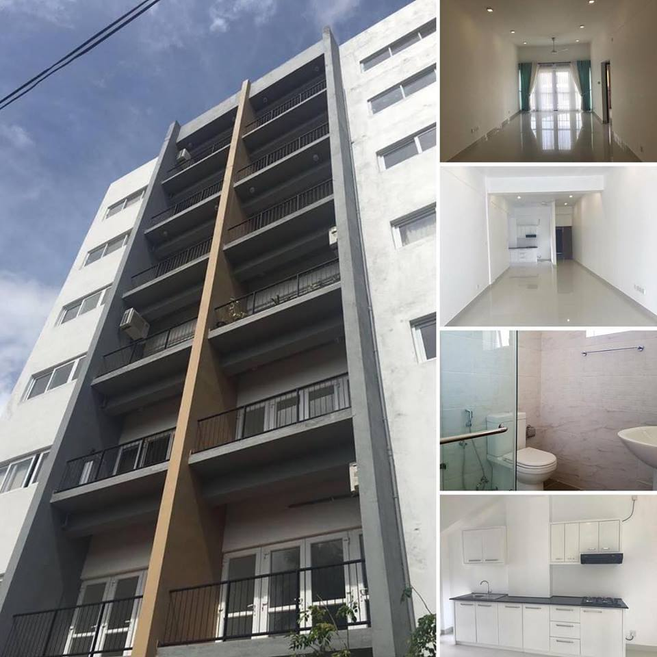 Room Apartment For Rent: Brand New 02 Bed Room Apartment For Rent