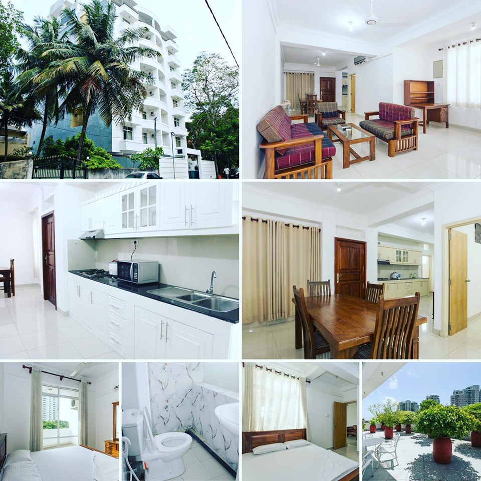 3 Bedroom Apartment For Short Term / Long Term Rent At