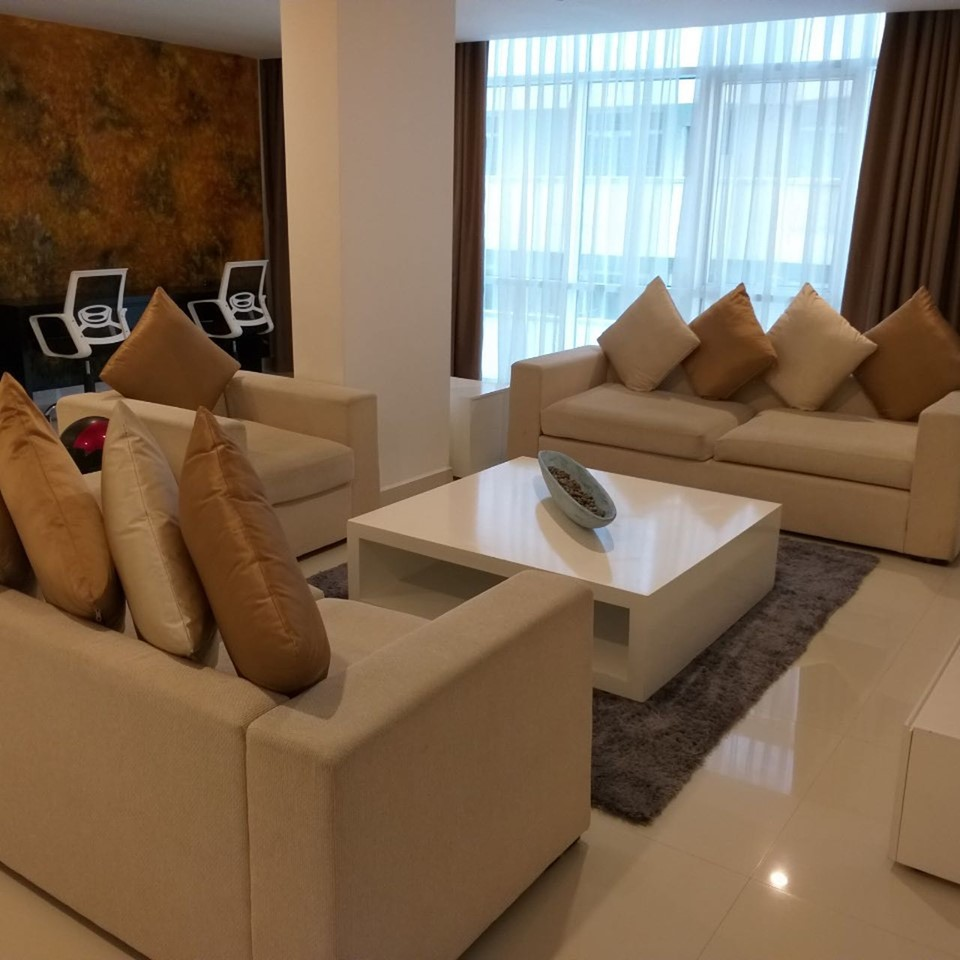 Fully Furnished Luxury Apartment For Rent At Platinum 1