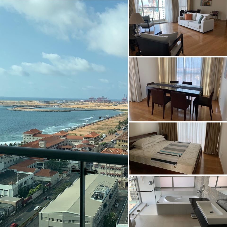 Two Bedroom Fully Furnished Apartment Is Now Available For